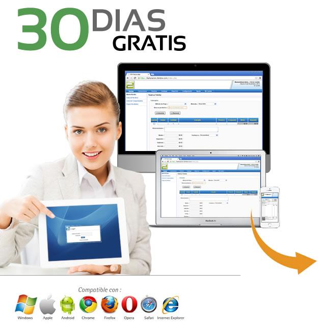 registrate gratis para tu cuenta de facturacion electronica con iTimbre