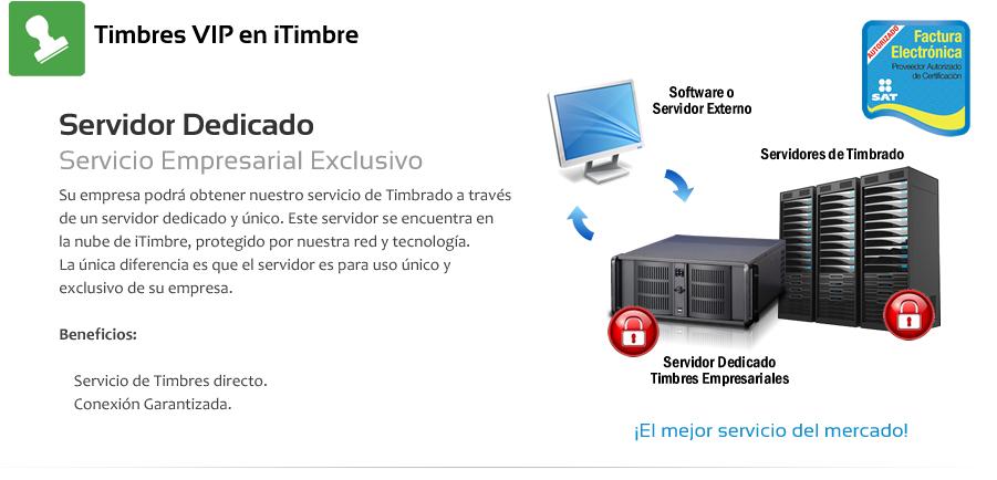 timbres vip, servidor dedicado de timbres