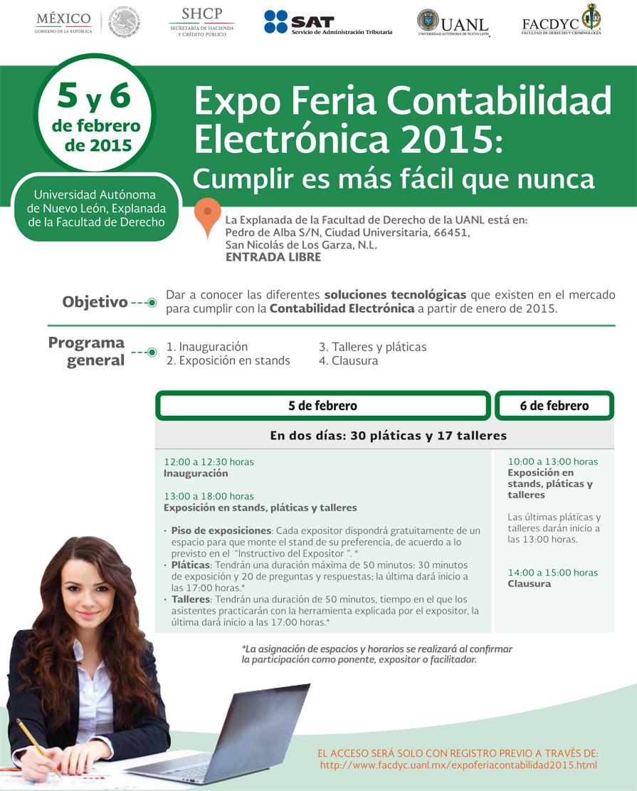 expo-contabilidad-electronica-2015-moterrey
