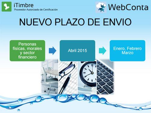 webconta contabilidad electronica presentacion